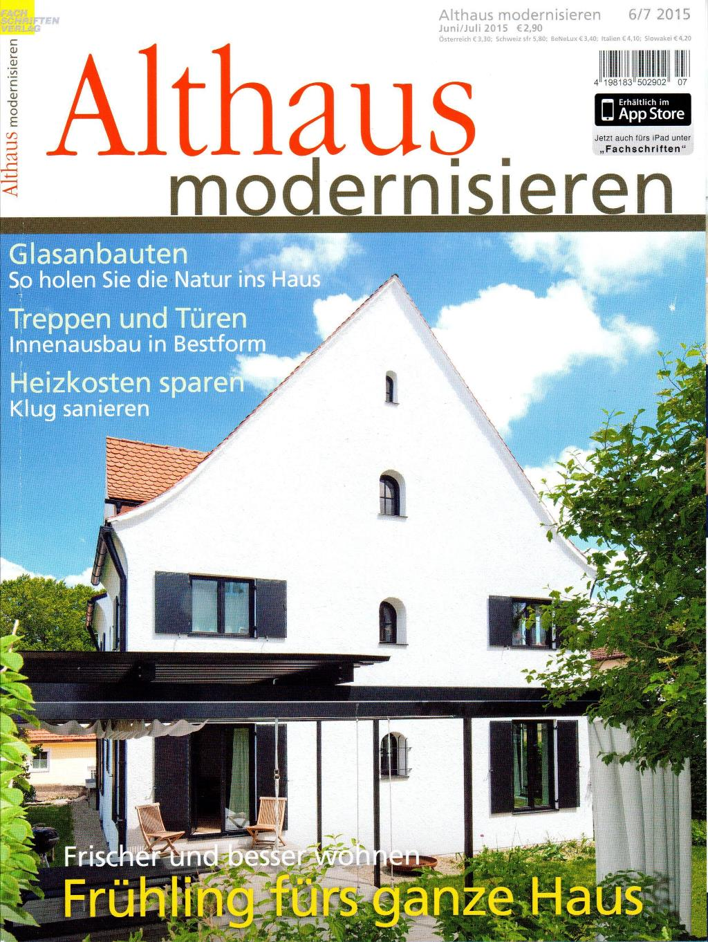 Althaus modernisieren